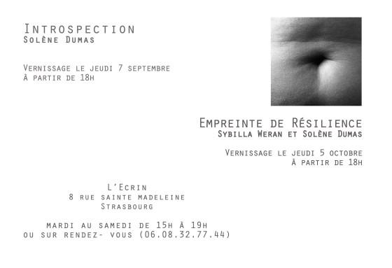verso carton invitation copy